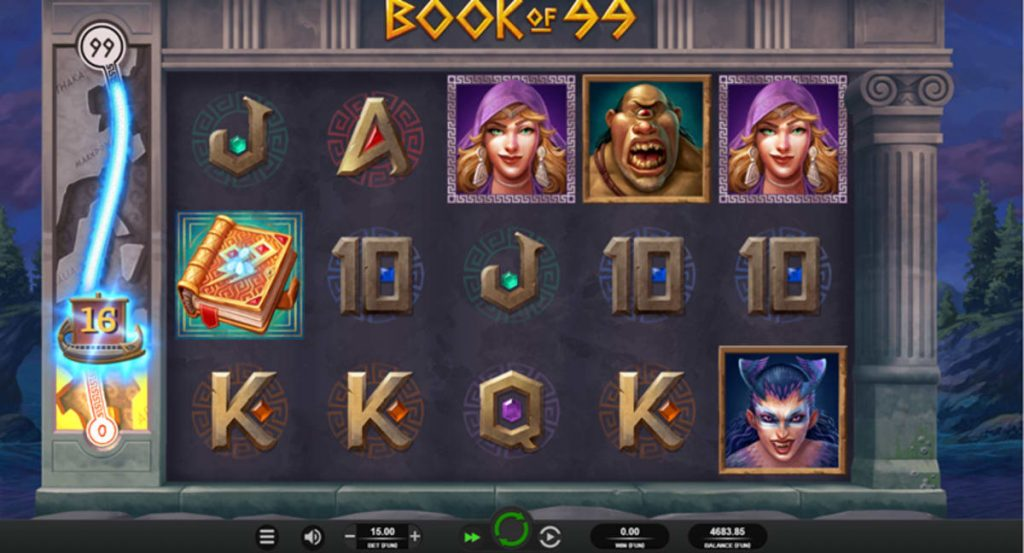 Book of 99 slot
